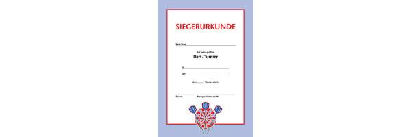 Urkunden/Turnierregeln