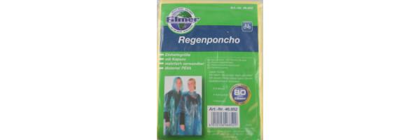 REGENPONCHOS