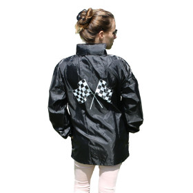 Regenjacke Racing Größe XL