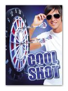 """Dart-Poster """"Cool Shot"""" DIN A1"""