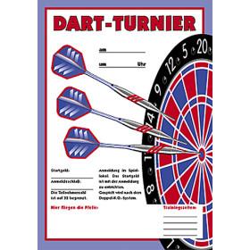 Plakat Aussen-Werbung Dart