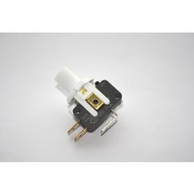 Mikroschalter und Lampenhalter für Taste Spielerwechsel