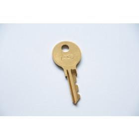 Schlüssel für 550 Schloss im Löwen Dart