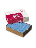 Billard-Kreide Master Blau 12-er