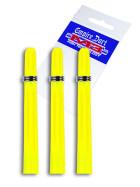 Schäfte EMPIRE Dart M3 Nylon kurz Neongelb