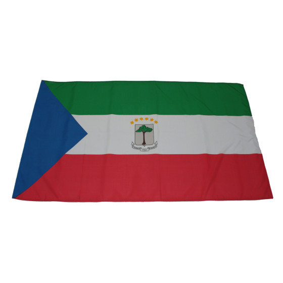 Flagge Äquatorial-Guinea 90 x 150 cm