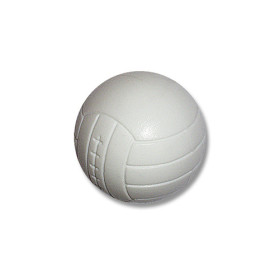 Kickerball mit Ledergravur Ø 35 mm