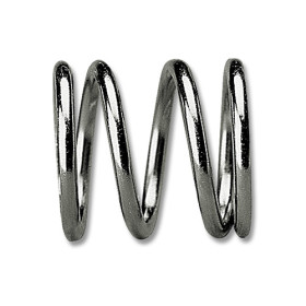 Kickertisch Stahl-Druckfeder für Kickerstange