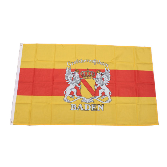 Flagge Baden 90 x 150 cm