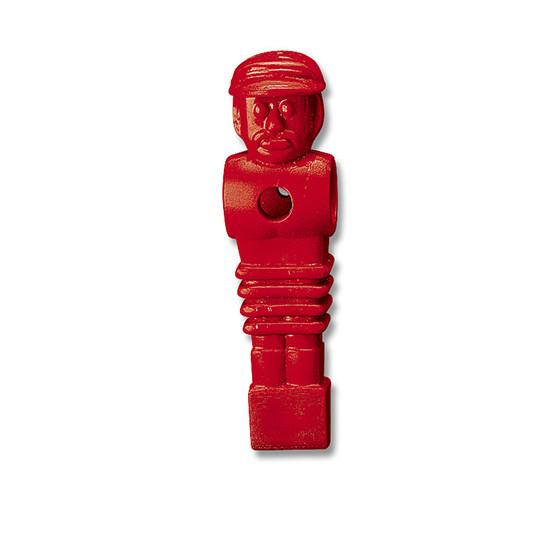 Kickerfigur für Löwen Kicker rot