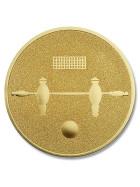 Pokal-Emblem Kicker Gold