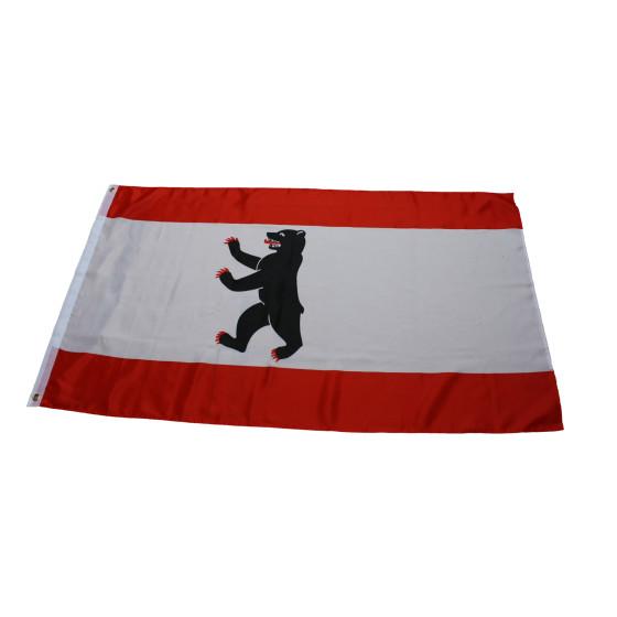 Flagge Berlin 90 x 150 cm
