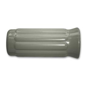 Kickergriff Kunststoff grau