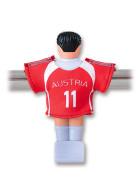 Kicker Trikot Set Österreich für Kickerfiguren
