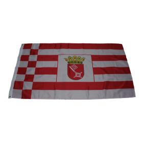Flagge Bremen 90 x 150 cm