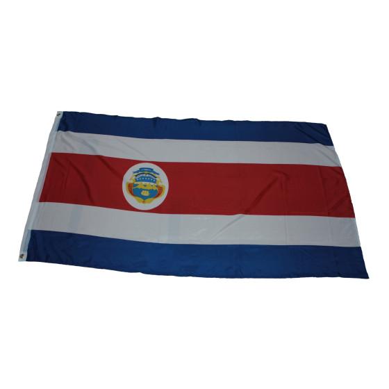 Flagge Costa Rica  90 x 150 cm