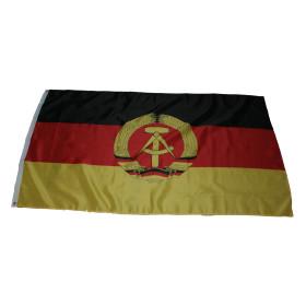 Flagge DDR 90 x 150 cm