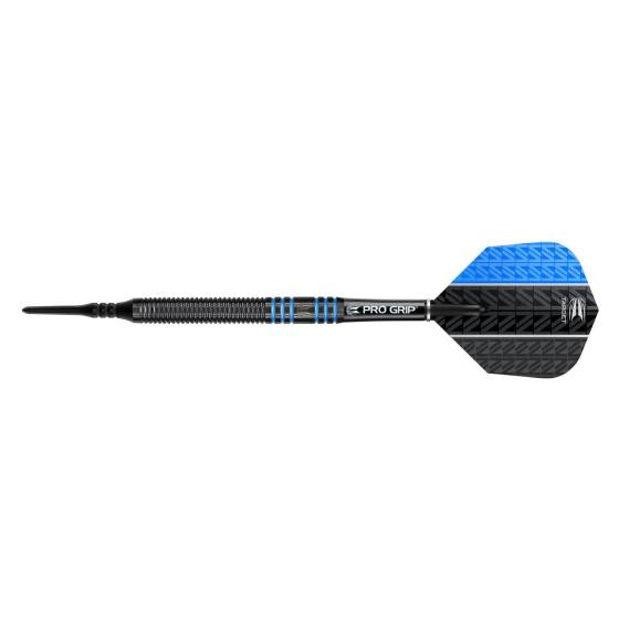 Target Softdarts VAPOR8 Black blue 18g