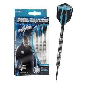 Target Steeldarts PHIL TAYLOR POWER 8ZERO 21g