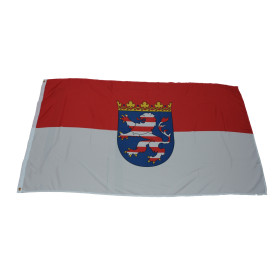 Flagge Hessen 90 x 150 cm