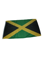 Flagge Jamaika 90 x 150 cm