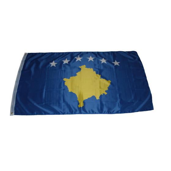 Flagge Kosovo 90 x 150 cm