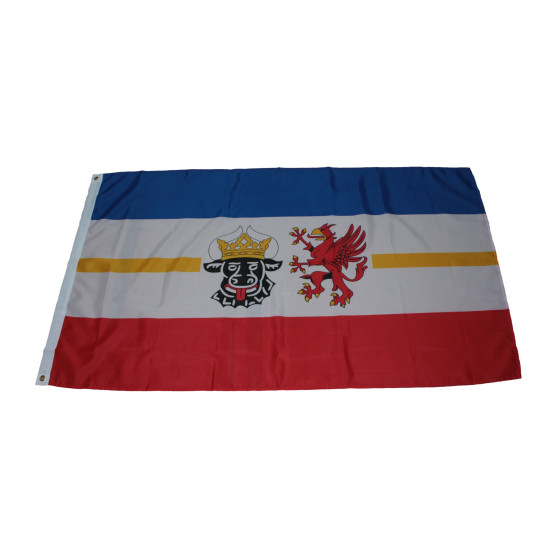 Flagge Mecklenburg Vorpommern 90 x 150 cm