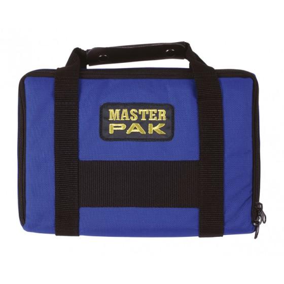 """Darttasche """"MASTER PAK"""" blau"""
