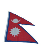 Flagge Nepal 90 x 150 cm