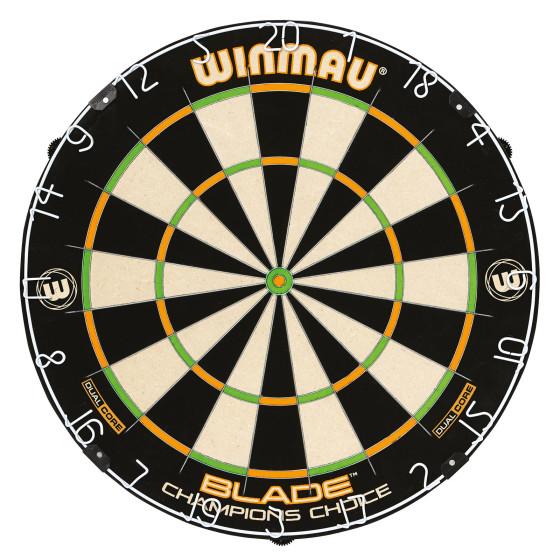 Dartboard Winmau Blade Champions Choice Dual Core