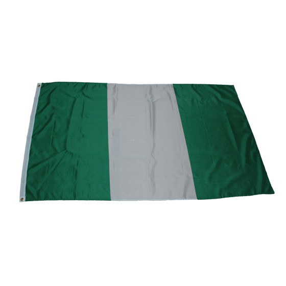 Flagge Nigeria 90 x 150 cm