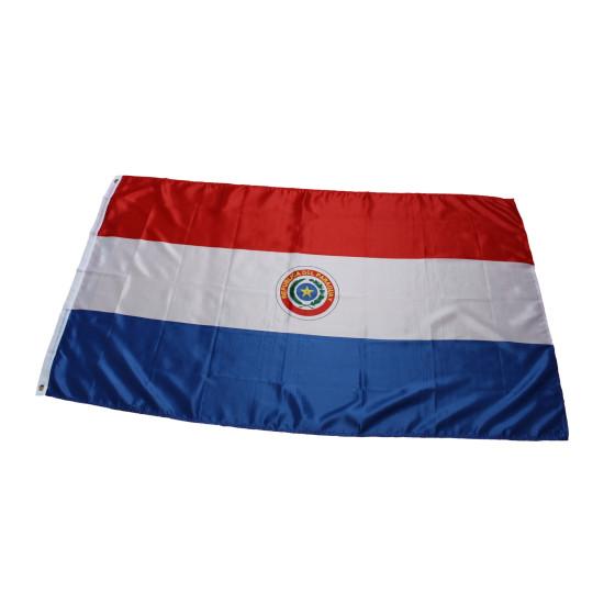 Flagge Paraguay 90 x 150 cm