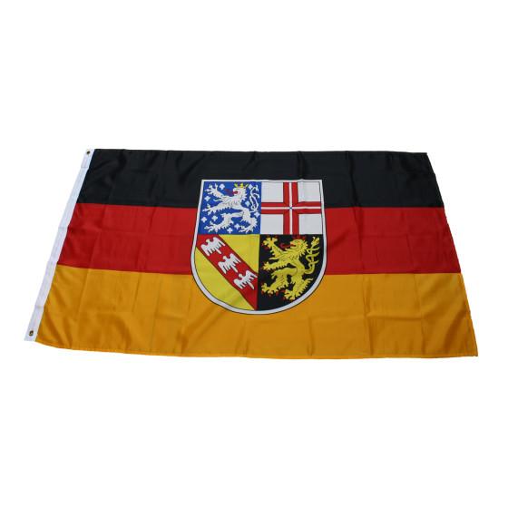 Flagge Saarland 90 x 150 cm