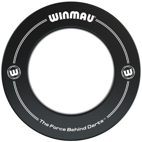 Dart Catchring Auffangring Winmau PU schwarz 4400