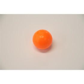 Kicker-Ball hart, glatt, neon orange