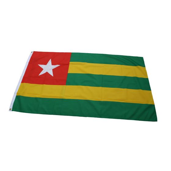 Flagge Togo 90 x 150 cm