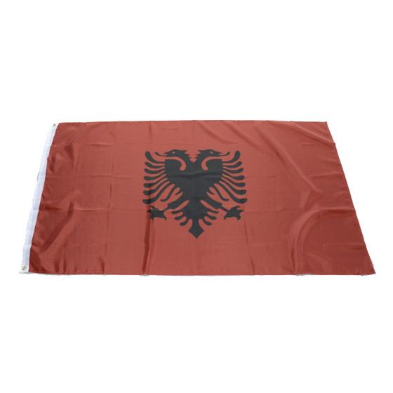 Flagge Albanien 90 x 150 cm