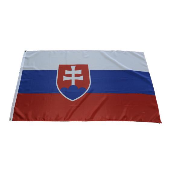 Flagge Slowakei 90 x 150 cm