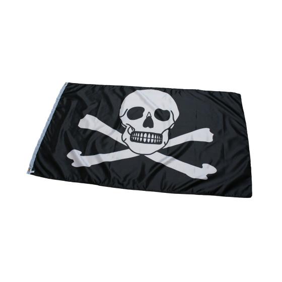 Flagge Totenkopf/Pirat  90 x 150 cm