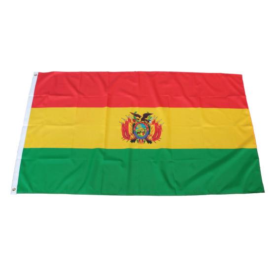 Flagge Bolivien 90 x 150 cm