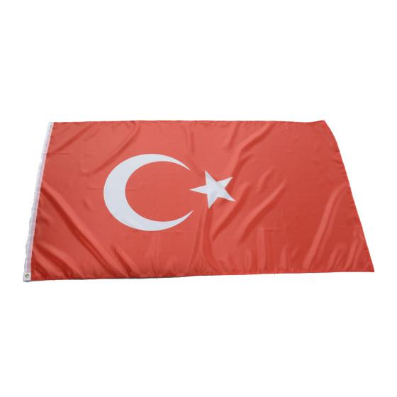 Flagge Türkei 90 x 150 cm