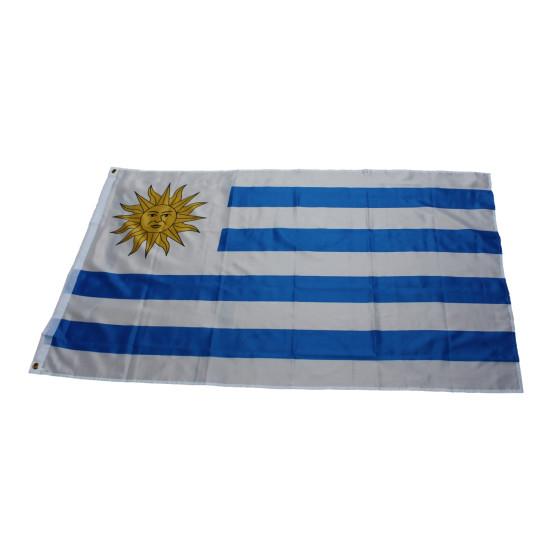 Flagge Uruguay 90 x 150 cm