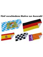 Badetuch Saunatuch Strandtuch Bayern Mallorca Spanien Zielflagge