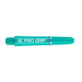 Target Schäfte Pro Grip short 34mm aqua