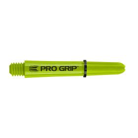 Target Schäfte Pro Grip short 34mm lime green