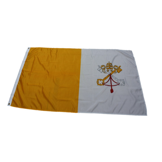 Flagge Vatikan 90 x 150 cm