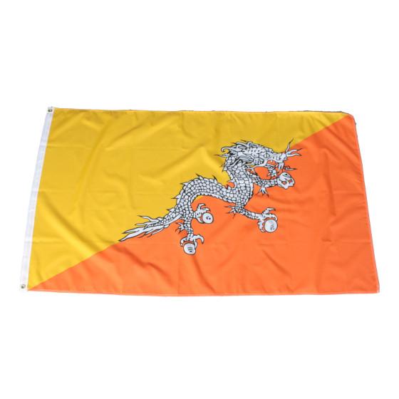 Flagge Bhutan 90x150cm