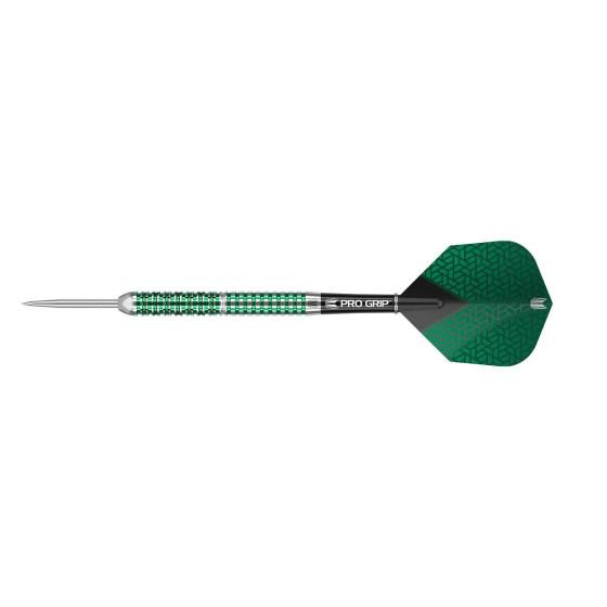 Target Steeldarts AGORA VERDE 90% AV02 25g