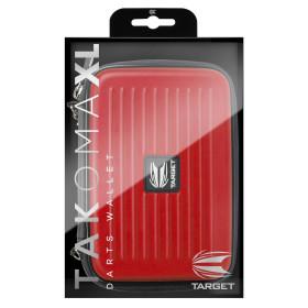 Target Darttasche Takoma XL rot