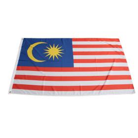 Flagge Malaysia 90 x 150 cm
